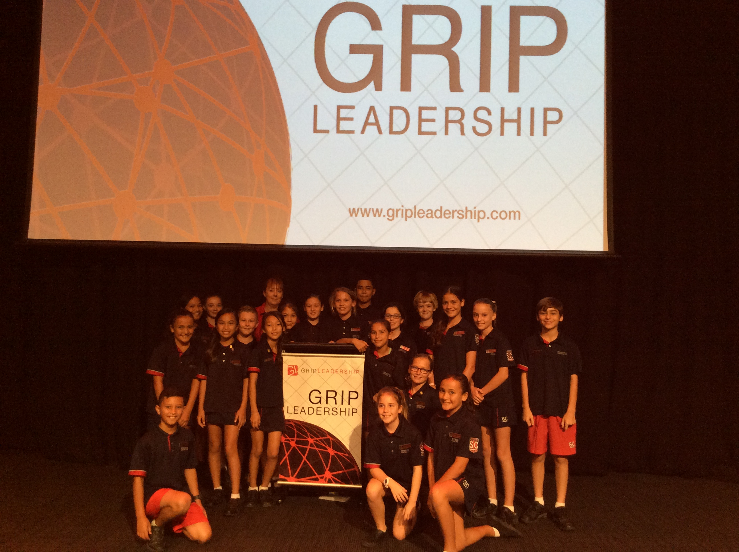 SLT ATTEND GRIP LEADERSHIP CONFERENCE